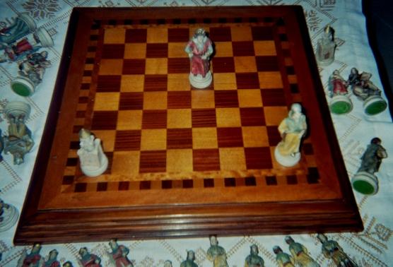scacchi- bianco  re  torre
