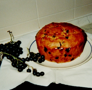PANETTONE  D'AUTUNNO