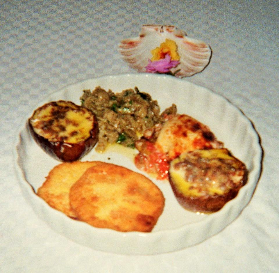 Un pranzo con le melanzane (2)
