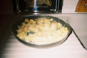 gnocchi di patate al tartufo scappato