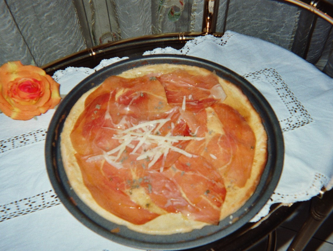 pizza col lievito madre tre